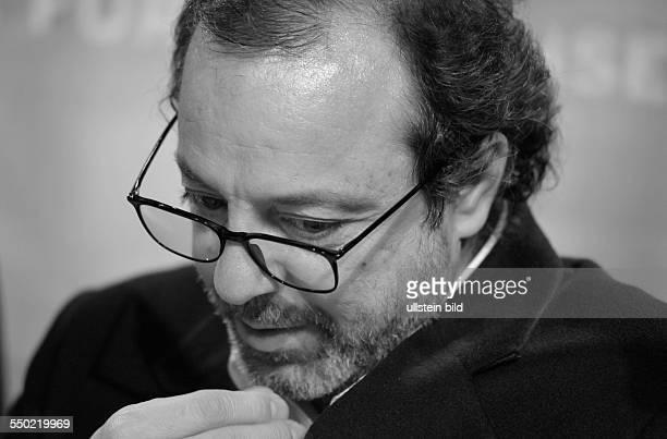 Regisseur Semih Kaplanoglu beim RadioEins Berlinale Nighttalk am Rande der 60 Internationalen Filmfestspiele in Berlin