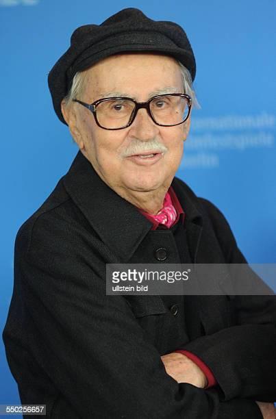 Regisseur Vittorio Taviani während des Photocalls zum Film CESARE DEVE MORIRE/CEASAR MUST DIE anlässlich der 62 Internationalen Filmfestspiele in...