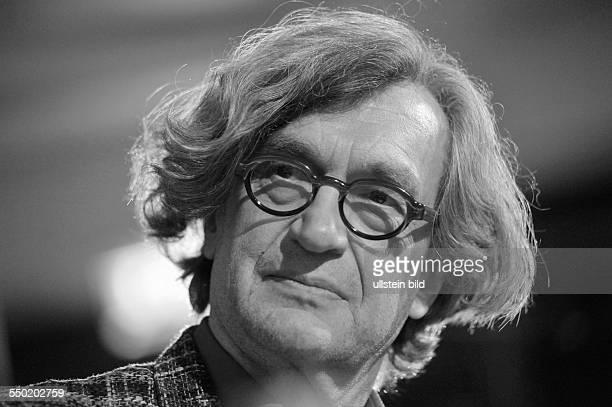 Regisseur Wim Wenders beim RadioEins Berlinale Nighttalk am Rande der 61 Internationalen Filmfestspiele in Berlin