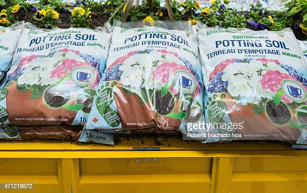 MALL SCARBOROUGH ONTARIO CANADA Reground Organics is a new Canadian company using coffee ground in different horticultural products to minimize the...