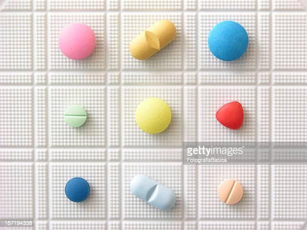 Regular pills