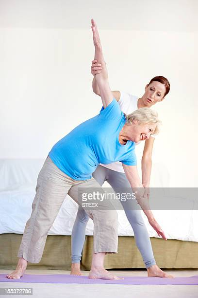 Rehabilitating exercises - Senior Health