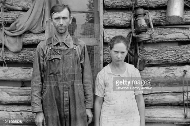 Rehabilitation Clients, Boone County, Arkansas, USA, Ben Shahn for US Resettlement Administration, October 1935.