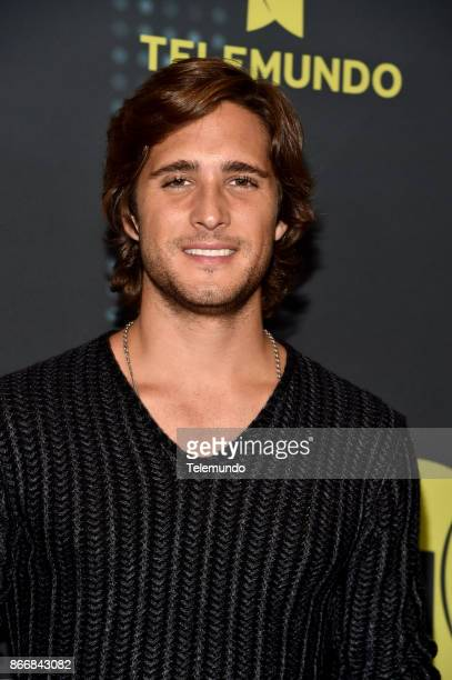 AWARDS 'Rehearsal' Pictured Diego Boneta rehearses for the 2017 Latin American Music Awards at the Dolby Theater in Hollywood CA on October 25 2017