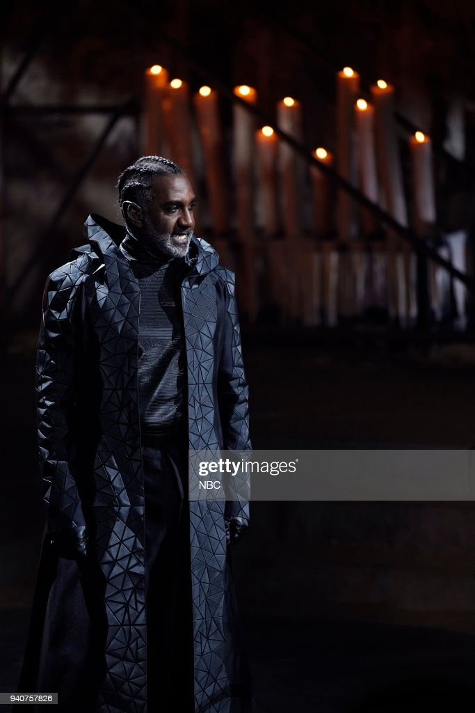 Norm Lewis as Caiaphas --