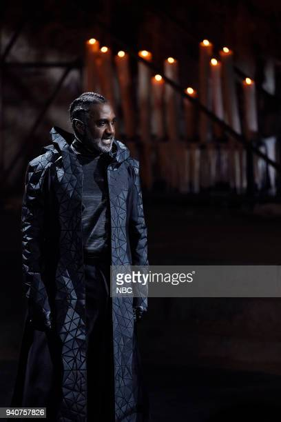 Norm Lewis as Caiaphas