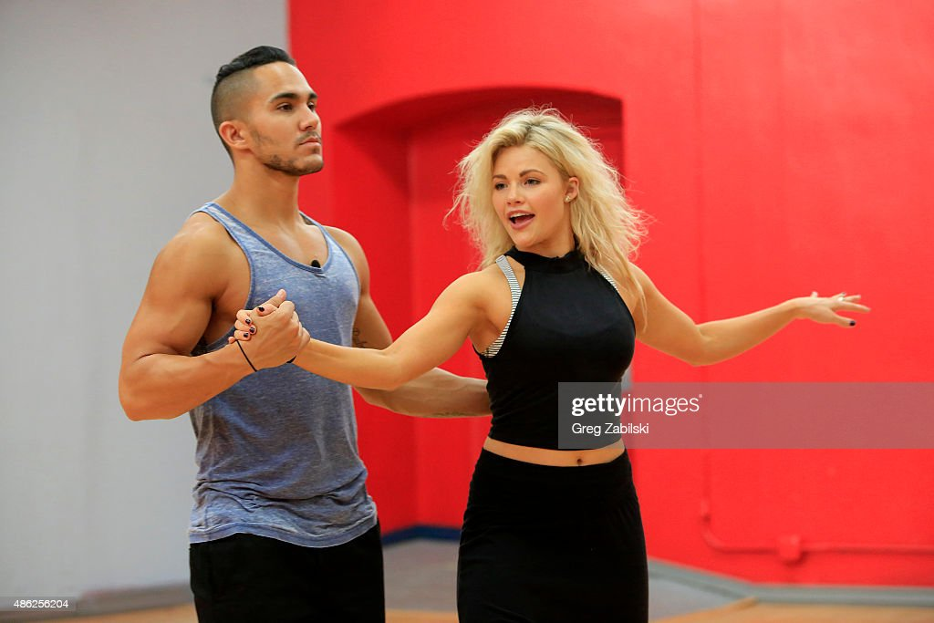 "ABC's ""Dancing With the Stars"" - Season 21 - Rehearsals Week One : News Photo"