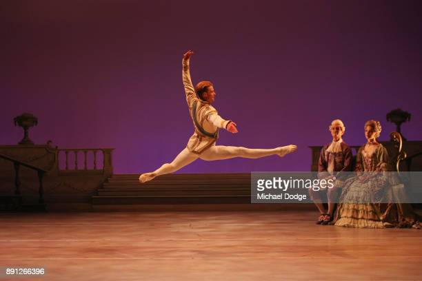 Rehearsals take place of Storytime Ballet The Sleeping Beauty at Melbourne Arts Centre on December 13 2017 in Melbourne Australia