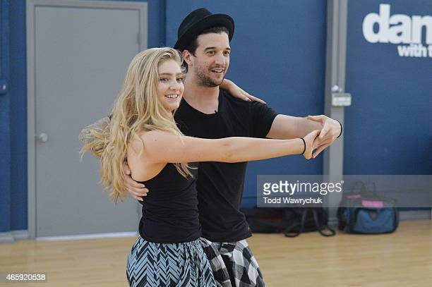 STARS Rehearsals The 10th anniversary celebrity cast of Dancing with the Stars is strapping on their ballroom shoes and getting ready for their first...