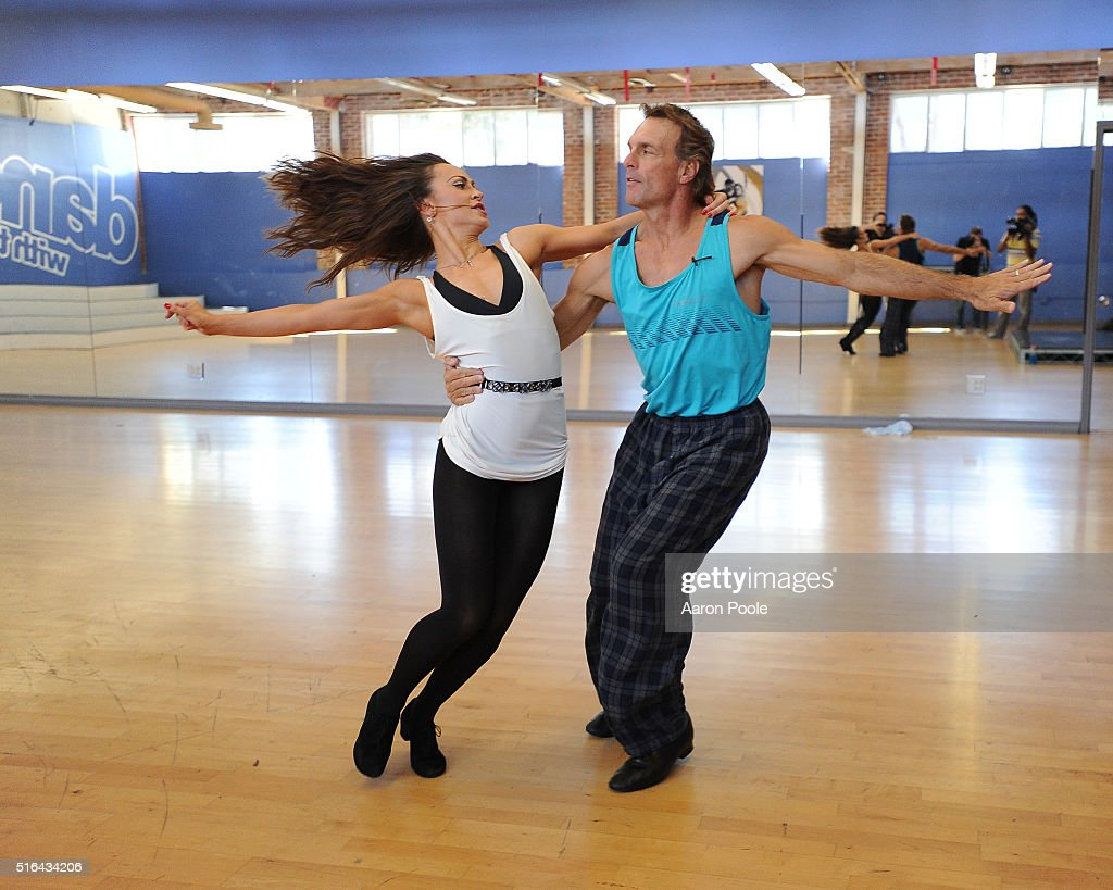 "ABC's ""Dancing With the Stars"": Season 22 - Rehearsals Week One"