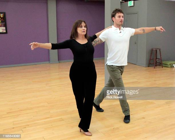 Rehearsals This season's dynamic lineup of stars will perform for the first time on live national television with their professional partners during...