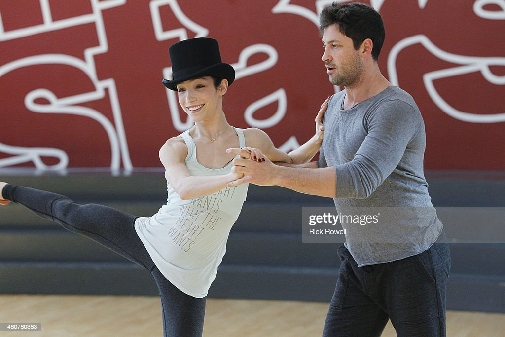 "ABC's ""Dancing With the Stars"" - Season 18 - Rehearsals Week Two"