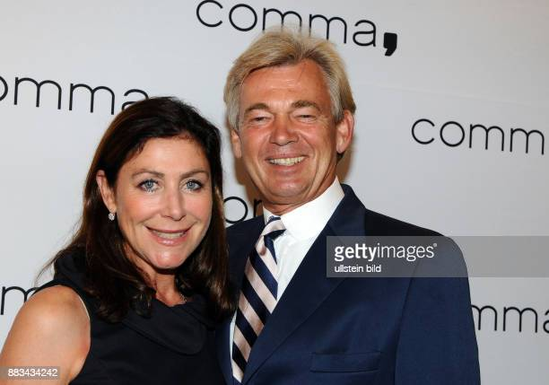 Rehlingen Alexandra von Entrepreneur Germany with Husband Matthias Prinz