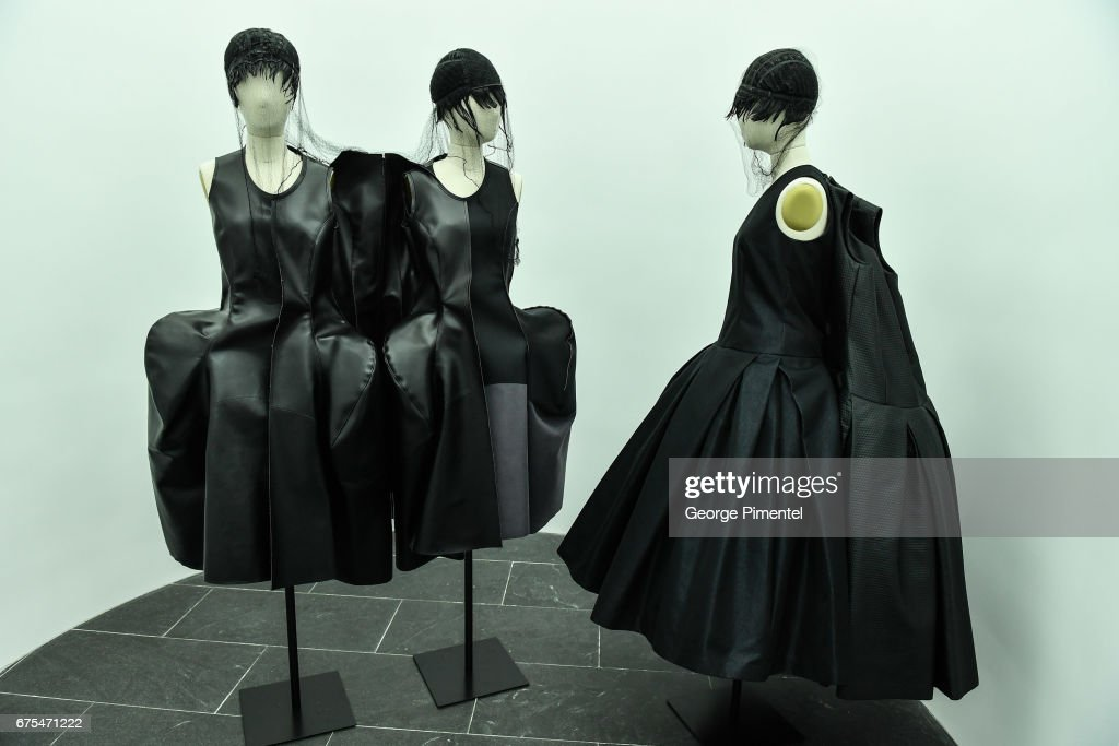 'Rei Kawakubo/Comme des Garcons: Art Of The In-Between' Costume Institute Gala - Press Preview : ニュース写真