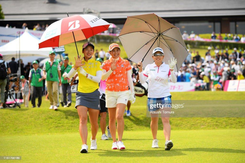 Chukyo TV Bridgestone Ladies - Final Round : News Photo