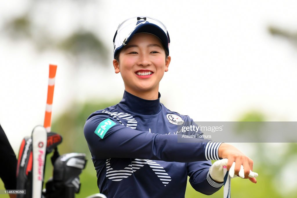 World Ladies Championship Salonpas Cup - Round Three : ニュース写真