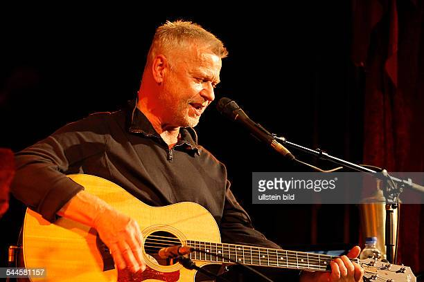 Reichel Achim Musician Singer Rock music Germany performing in Berlin Germany Tempodrom