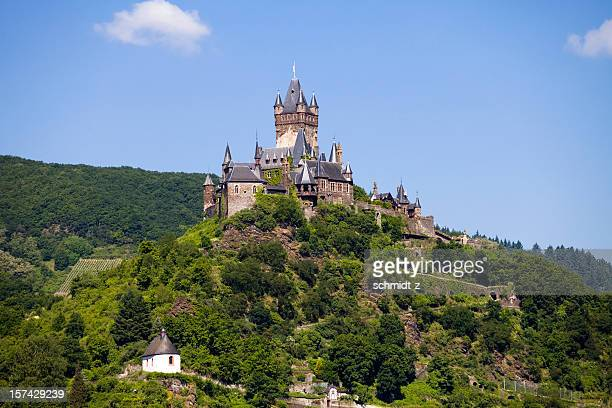 Reichsburg Cochem in the Mosel Valley