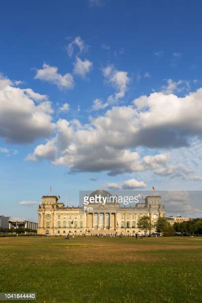 Reichstag (Deutscher Bundestag) - Berlin, Germany