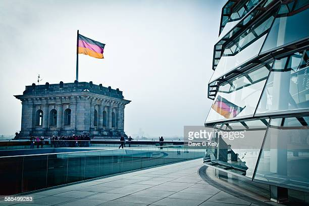 Reichstag Roof and Glass Dome