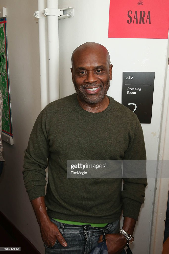 L.A. Reid appears backstage at the Sara Bareilles Album Release Concert on November 5, 2015 in New York City.