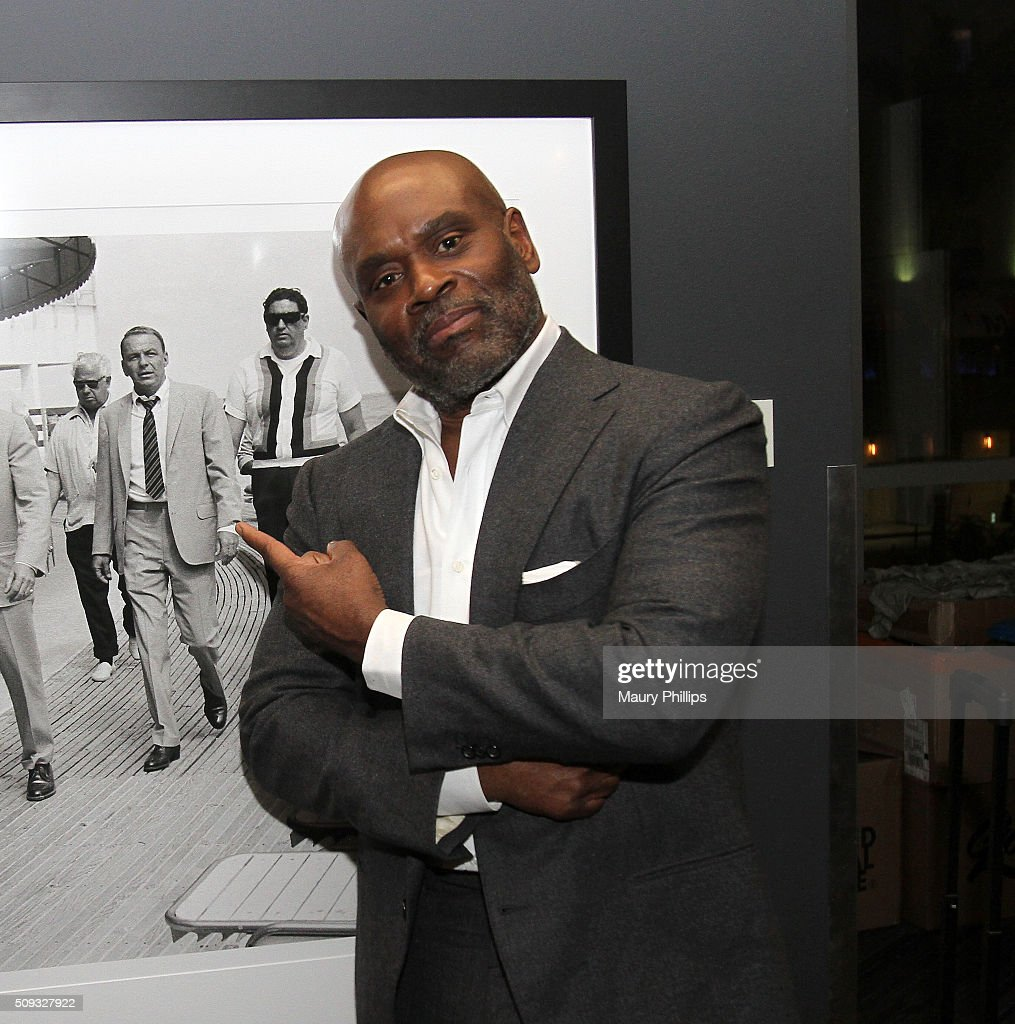 L.A. Reid attends Icons of the Music Industry: L.A. Reid at The GRAMMY Museum on February 9, 2016 in Los Angeles, California.