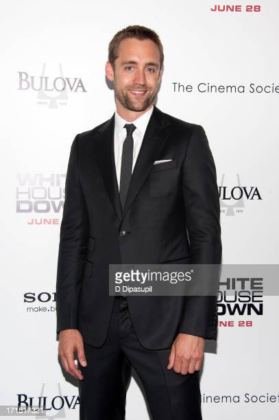 Reid Carolin attends the White House Down premiere at the Ziegfeld Theater on June 25 2013 in New York City