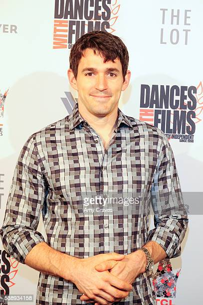 Reid Collums attends the Dances With Films Festival Heroes Don't Come Home premiere on June 8 2016 in Los Angeles California