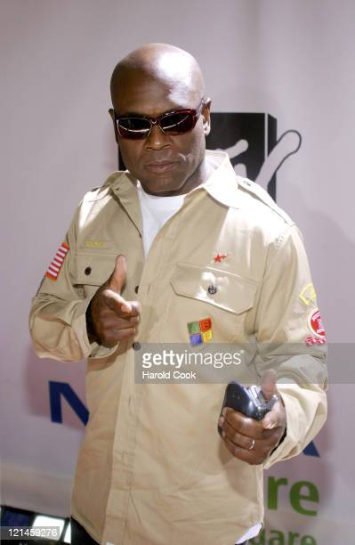 LA Reid during NOKIA and MTV Move of Live Music Series NOKIA Unwired September 27 2005 at NOKIA Theater Times Square in New York City New York United...