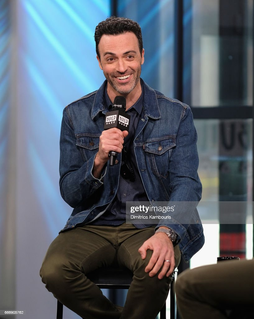 "Build Series Presents Reid Scott Discussing ""Veep"""