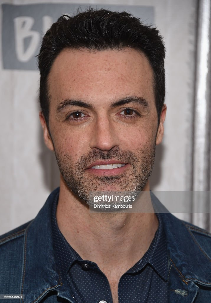 Reid Scott attends Build Series at Build Studio on April 10, 2017 in New York City.