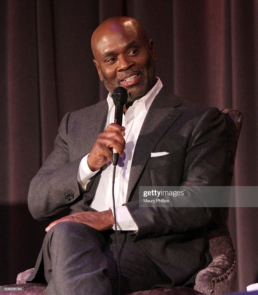 L.A. Reid speaks onstage during Icons of the Music Industry: L.A. Reid at The GRAMMY Museum on February 9, 2016 in Los Angeles, California.