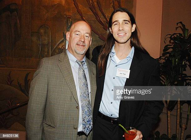 Reid Wick and Joel High attend Only In Louisiana A Celebration of Music Culture and Business at the Millennium Biltmore Hotel on February 7 2009 in...