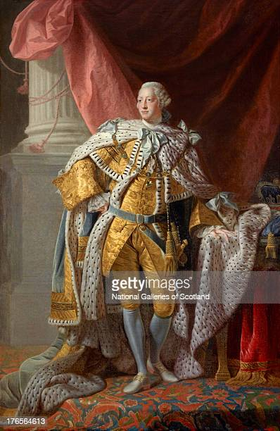 Reigned 1760 1820 by Studio of Allan Ramsay 1763 Oil on canvas