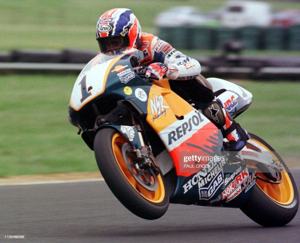 MOTORCYCLE-500CC-DOOHAN/1 : News Photo