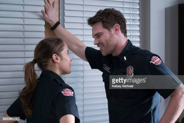 STATION 19 'Reignited' As if being cocaptains weren't hard enough Andy and Jack find themselves in disagreement over spending decisions at the...