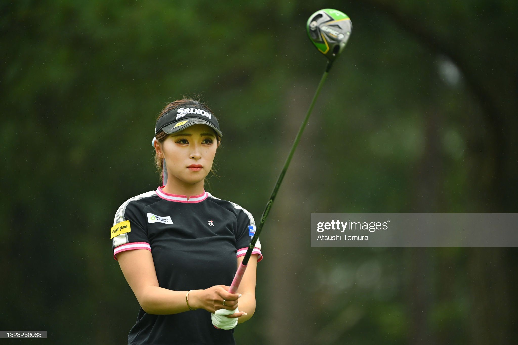 https://media.gettyimages.com/photos/reika-usui-of-japan-is-seen-before-her-tee-shot-on-the-2nd-hole-the-picture-id1323256083?s=2048x2048