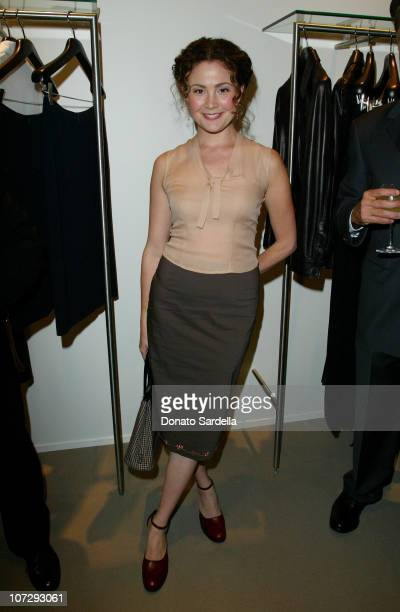 Reiko Aylesworth during Cerruti and David Cardona CoHost Private Party to Celebrate the Opening of Cerruti Beverly Hills Benefiting OPCC at Cerruti...