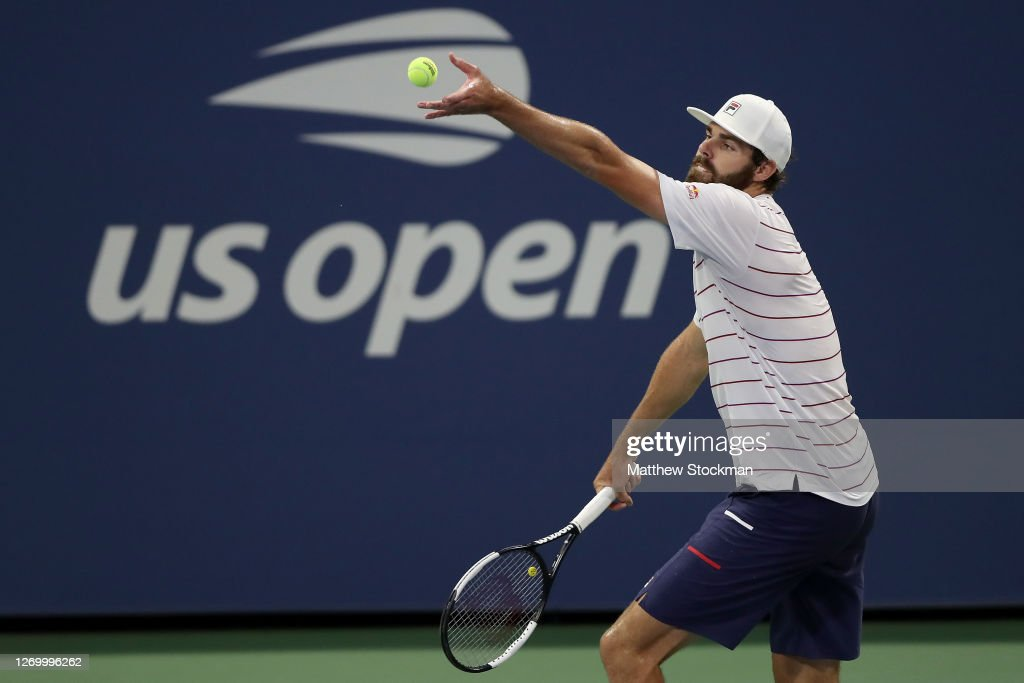 2020 US Open - Day 1 : News Photo