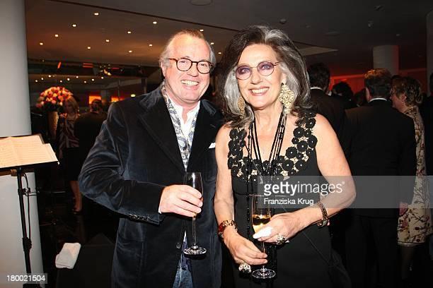 Reimer Claussen Und Angelica Blechschmidt Bei Der Party '10 Jahre Departmentstore Quartier 206' In Berlin