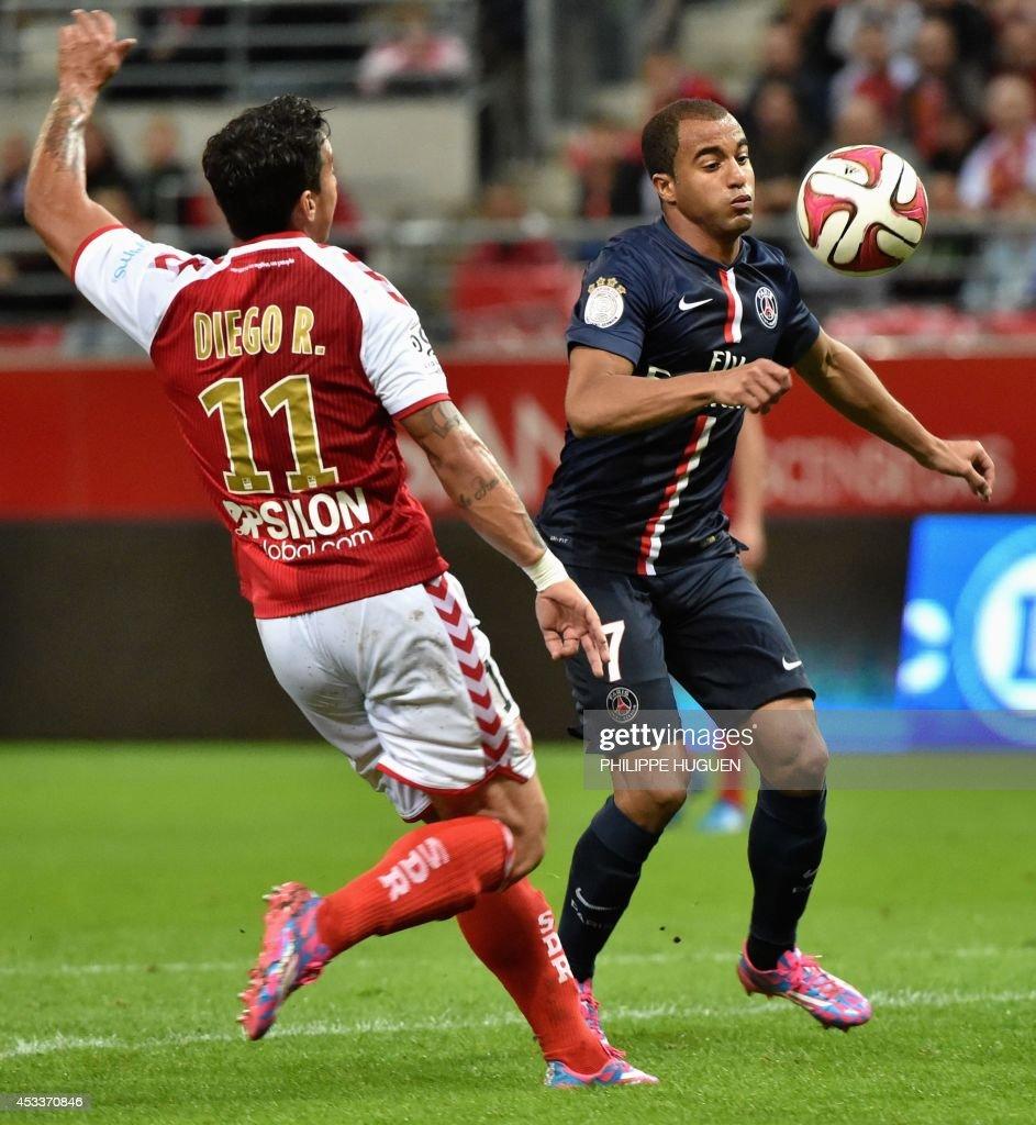 Stade De Reims V Paris Saint-Germain FC