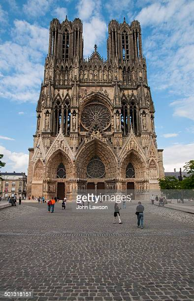 CONTENT] Reims Cathedral Reims ChampagneArdenne France