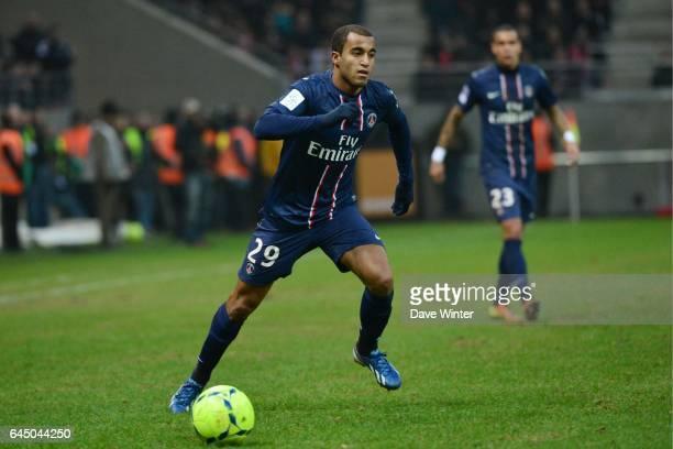 MOURA Reims / PSG 27e journee de Ligue 1 Photo Dave Winter / Icon Sport