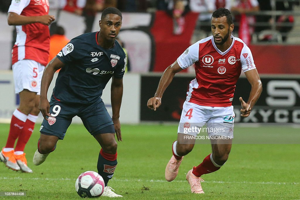 Stade Reims v Dijon FCO - Ligue 1