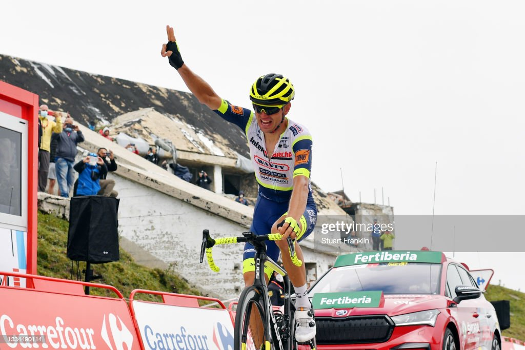 76th Tour of Spain 2021 - Stage 3 : ニュース写真
