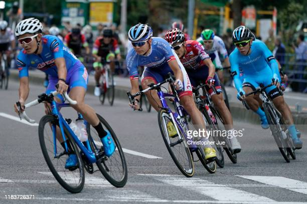 Rein Taaramäe of Estonia and Team Total Direct Energie / during the 7th Tour de France Saitama Criterium 2019 / @LeTour / on October 27 2019 in...