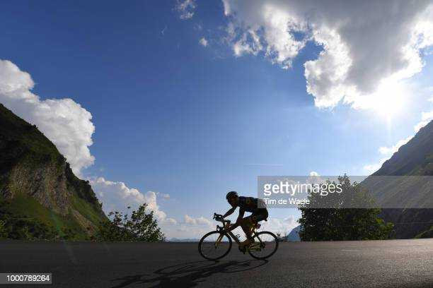 Rein Taaramee Estonia and Team Direct Energie / Silhouet / during the 105th Tour de France 2018 / Stage 10 a 1585km stage from Annecy to Le...