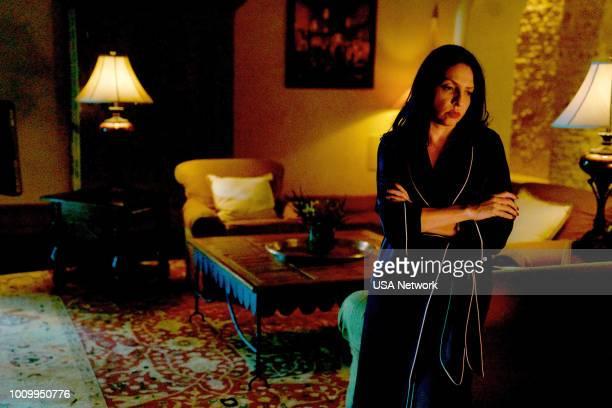 """Reina de Espadas"""" Episode 307 -- Pictured: Veronica Falcon as Camila --"""