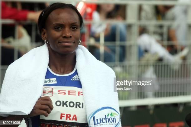 Reina Flor OKORI 100 metres haies Decanation 2008