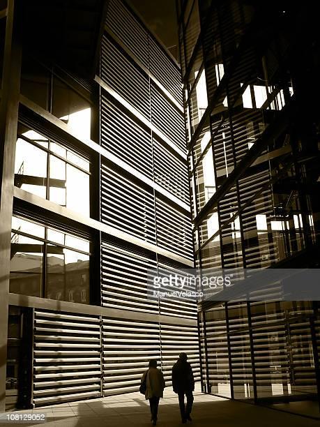 reina sofia museum, madrid - museo nacional centro de arte reina sofia stock pictures, royalty-free photos & images